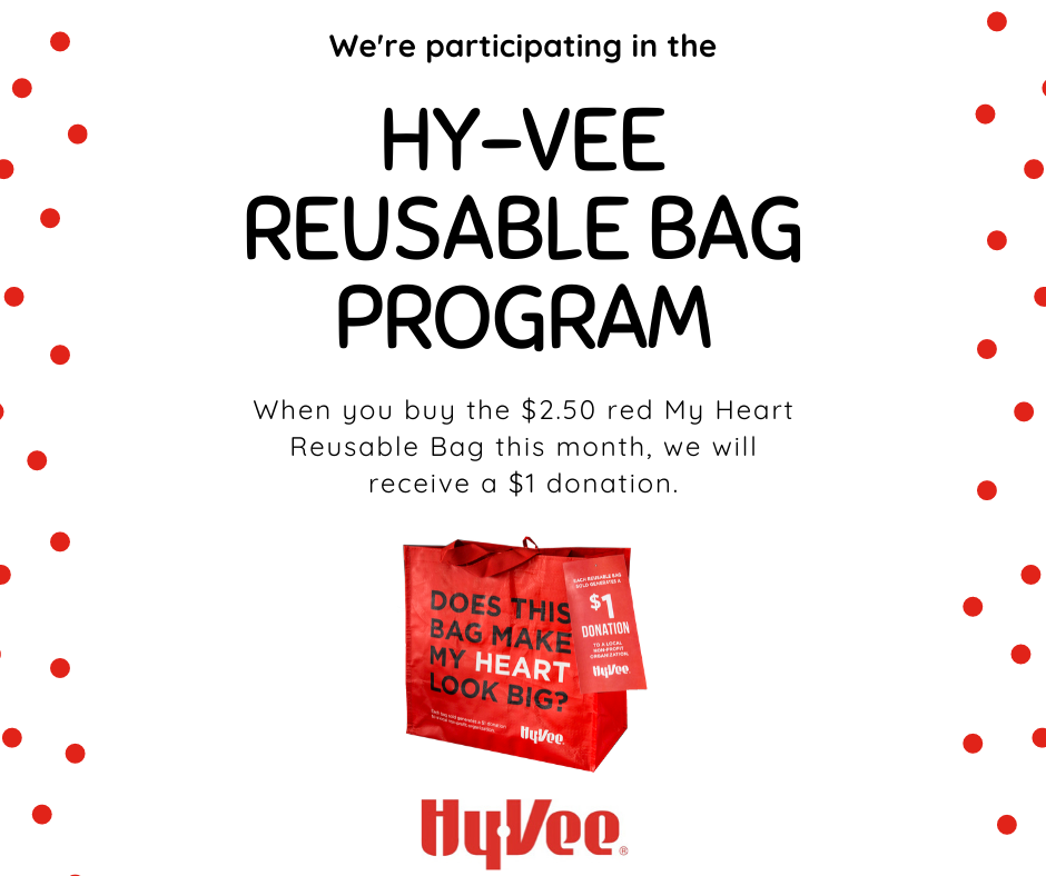 HY-VEE SIDE DOTS_BAG