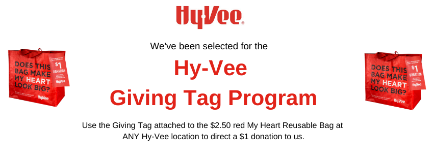 Hy-Vee Giving Tag Facebook Cover Photo