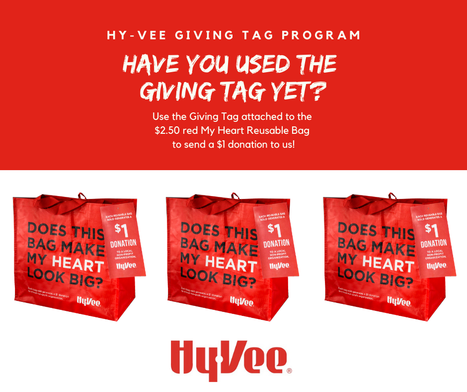 Hy-Vee _HAVE YOU_Tag