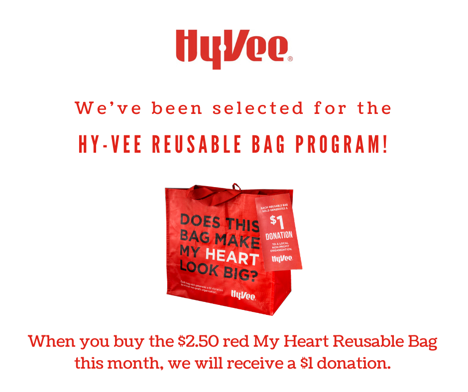 Hy-Vee been selected_Bag